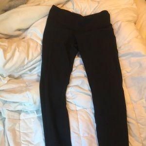 lululemon athletica Pants - Wunder under leggings